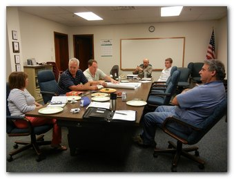 Ozaukee County Highway Department Staff