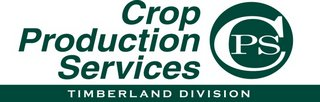 crop productin services logo