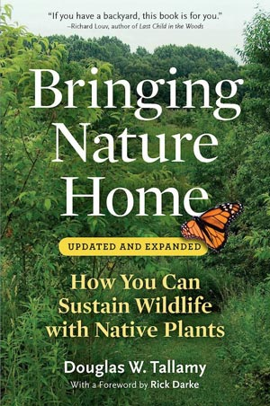 book cover bringing nature home