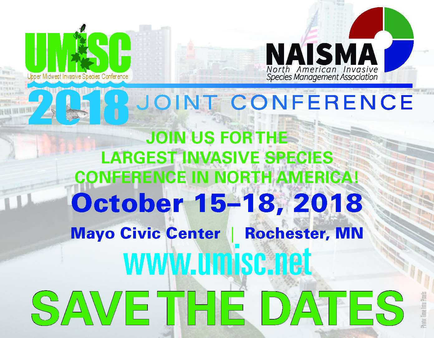 UMISC SAVE THE DATE 2018